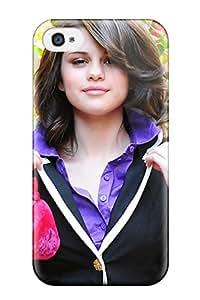 New Premium AZugjCE405zVCgz Case Cover For Iphone 4/4s/ Selena Gomez 25 Protective Case Cover