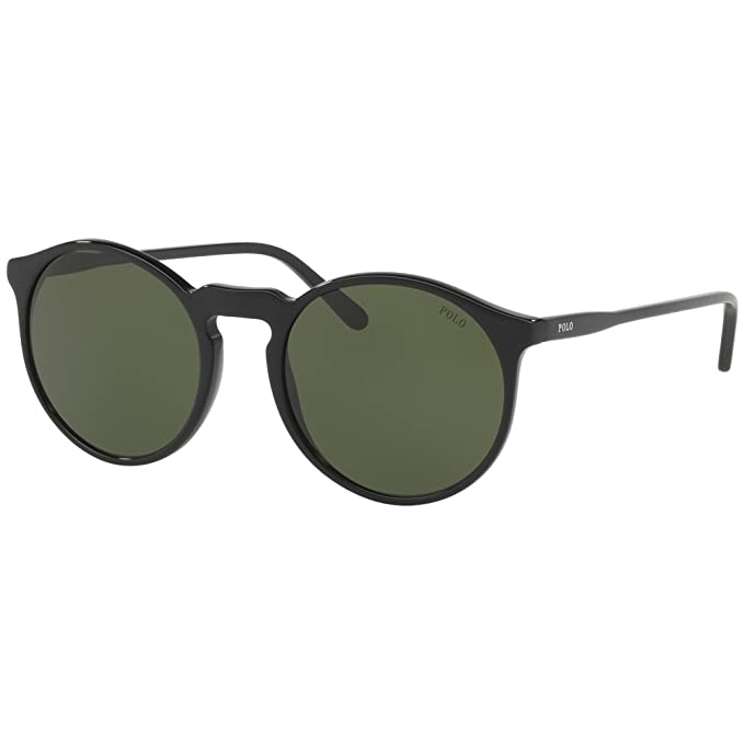 Polo Ralph Lauren 0PH4129, Gafas de Sol para Mujer, Black, 53