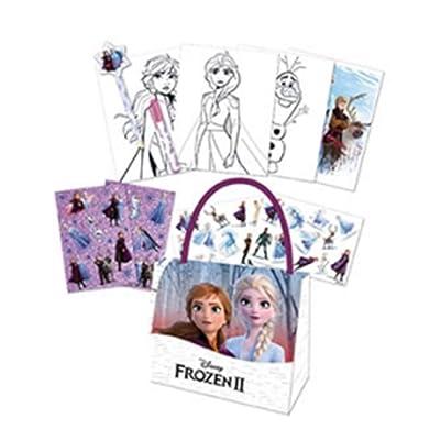 Danawares Frozen 2 Purse Activity Set Age/Grade 3+: Toys & Games
