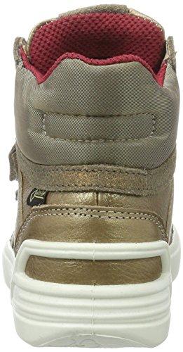 7bd02b5e12d2b3 ... Ecco Mädchen Ginnie Hohe Sneaker Grau (Warm Grey Warm Grey) ...
