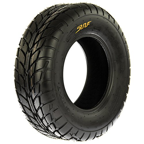 SunF A021 Road Go ATV Tires 19x6-10 & 225/45-10, 4 Ply Front&Rear by SunF (Image #1)