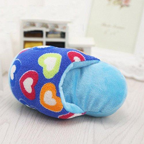 Pet Dog Chews Squeak Toys h Toys Cute Sounds Creak Pet Dog T