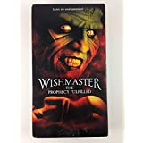 Wishmaster 4: Prophecy Fulfilled