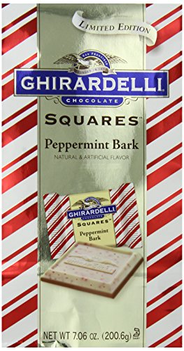 Ghirardelli Chocolate Squares Peppermint Count product image