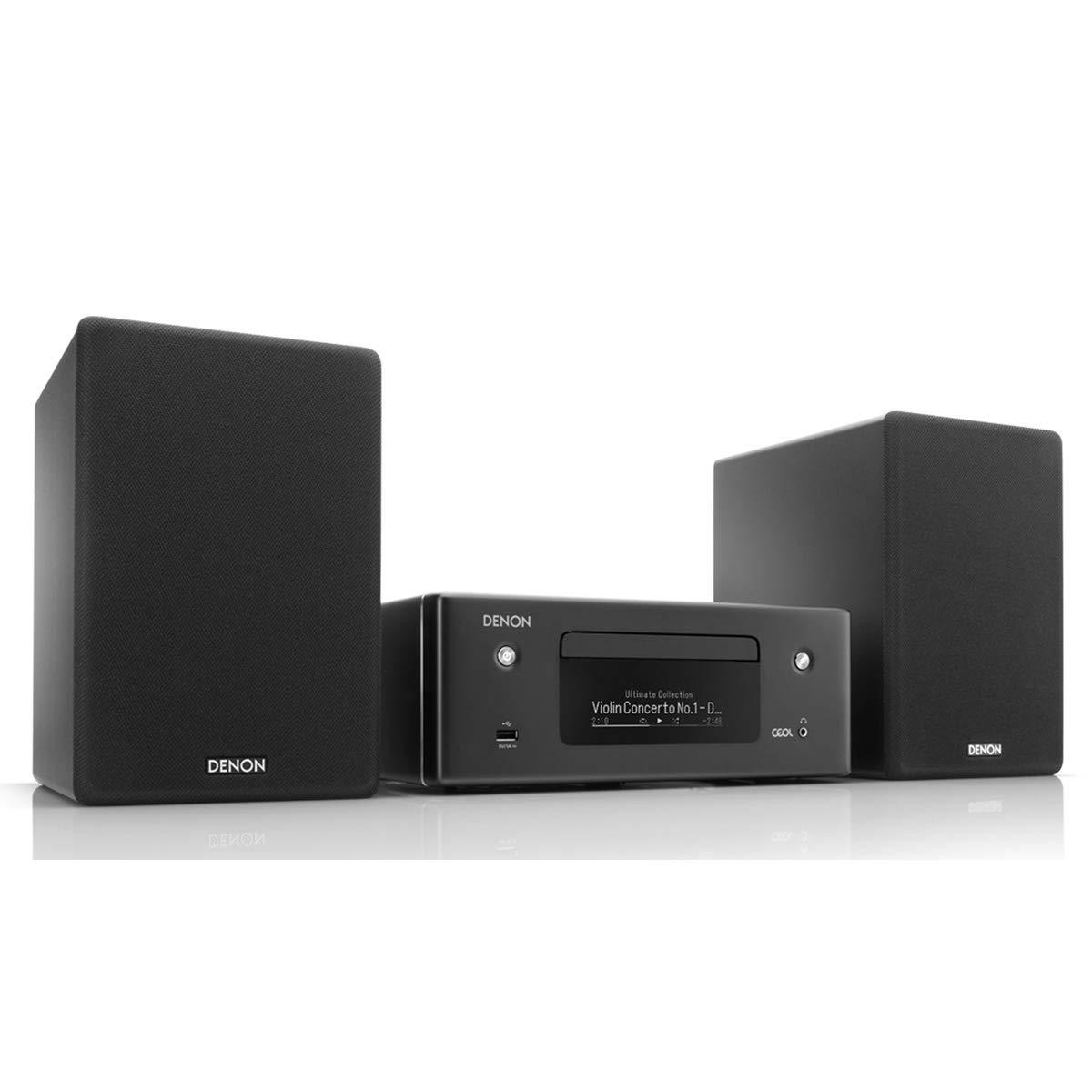 Denon CEOL-N10 Hi-Fi-Network CD Receiver with HEOS