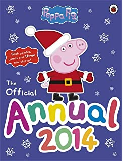 Peppa Pig: The Official Annual 2014