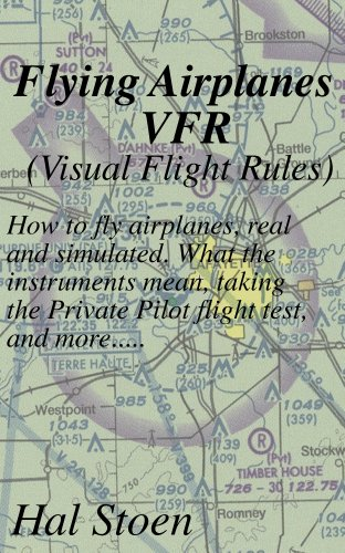 Picture of a Flying Airplanes VFR How to