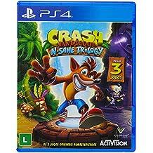Crash Bandicoot N'sane Trilogy - PlayStation 4