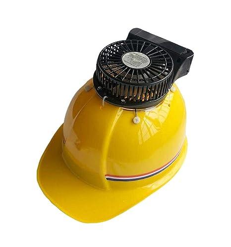 ZFF Casco de Seguridad Material ABS con Ventilador Construcción ...