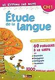 Image de Etude de la langue CM1 : Programmes 2008
