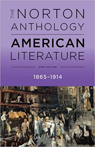 the norton anthology of american literature shorter 9th edition ebook