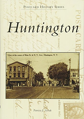 Huntington  Postcard History Series