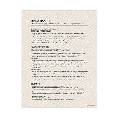 new southworth 100 cotton résumé paper 8 5 x 11 32 lb linen