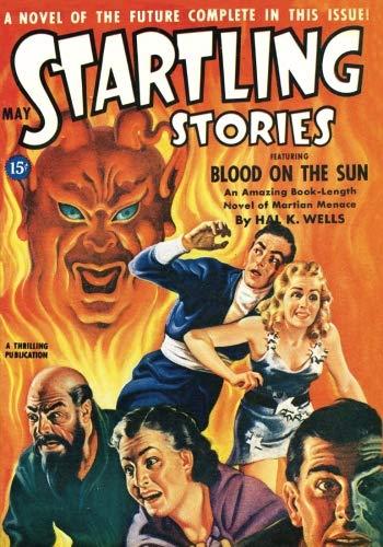 Startling Stories - 05/42: Adventure House Presents: