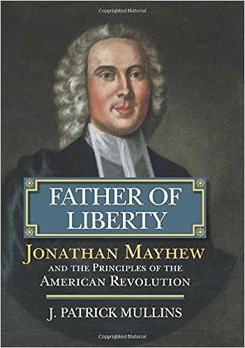jonathan mayhew biography