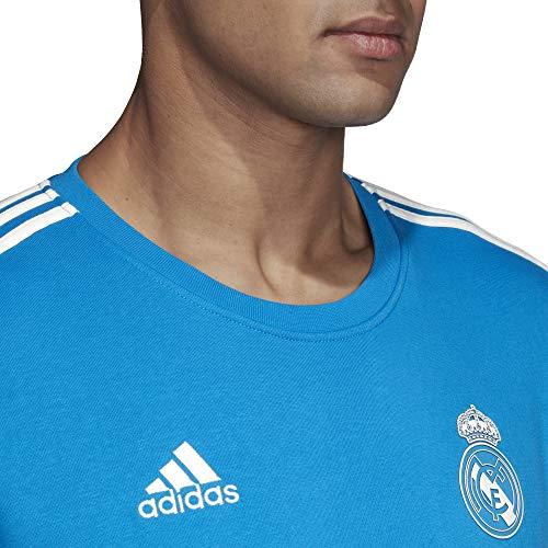 19 Adidas Madrid 2018 Real Sweatshirt xqnqZ80
