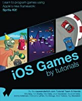 iOS Games by Tutorials Front Cover