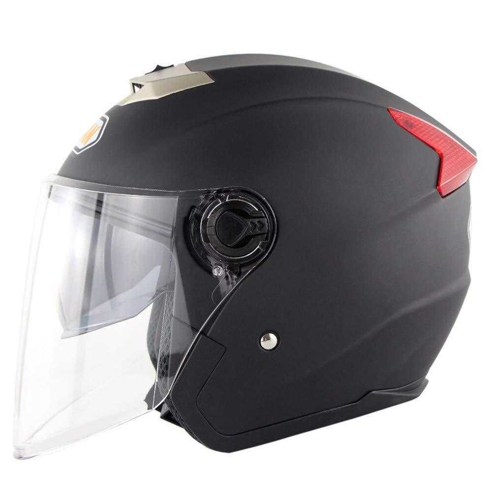 DESESHENME Vintage Motorrad Motorrad Helm Casco Capacete offenes Gesicht Capacetes Motociclistas