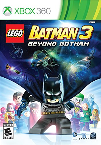 LEGO Batman 3: Beyond Gotham - Xbox 360 (Game Hero Big Video)