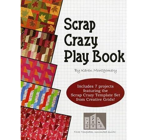 3 Templates by Creative Grids Creative Grids Non Slip Scrap Crazy
