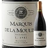 マルキ・ド・ラ・ムーリーヌ メゾン・デュフルール 1982年 フランス ブルゴーニュ 赤ワイン ミディアムボディ 750ml