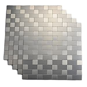 Top Mosaic Peel And Stick Tiles Backsplash, Stick On Wall Tiles For Kitchen