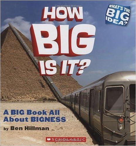 Read online How Big Is It? PDF, azw (Kindle), ePub