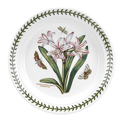 Portmeirion Botanic Garden Salad Plate(s) - Belladonna Lily