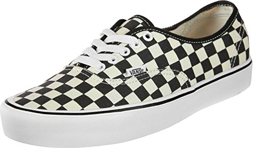 Lite 40 White Authentic Black Shoes vans Size qax1p4Cw