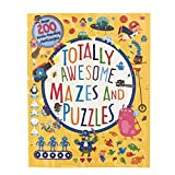 Totally Awesome Mazes and Puzzles: Over 200