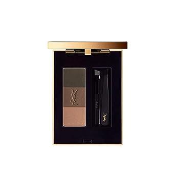 Yves Saint Laurent - Paleta de sombras cejas couture brow yves siant laurent: Amazon.es
