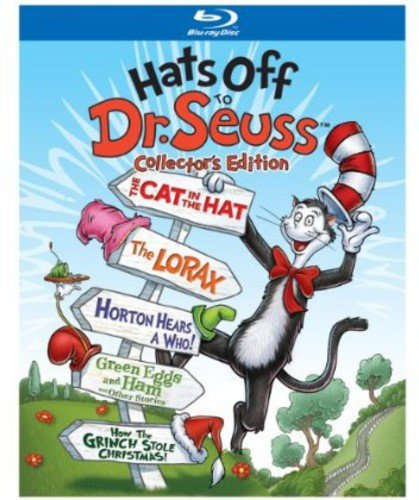 Dr. Seuss: Hats Off to Dr. Seuss Collector's