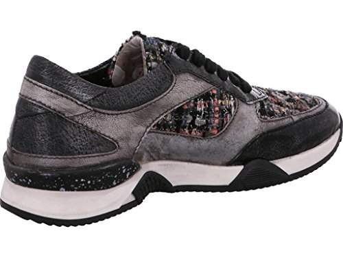 de 3820 pour lacets à 6002 femme ville Noir 689104 Mjus Chaussures 5gxwqIWU