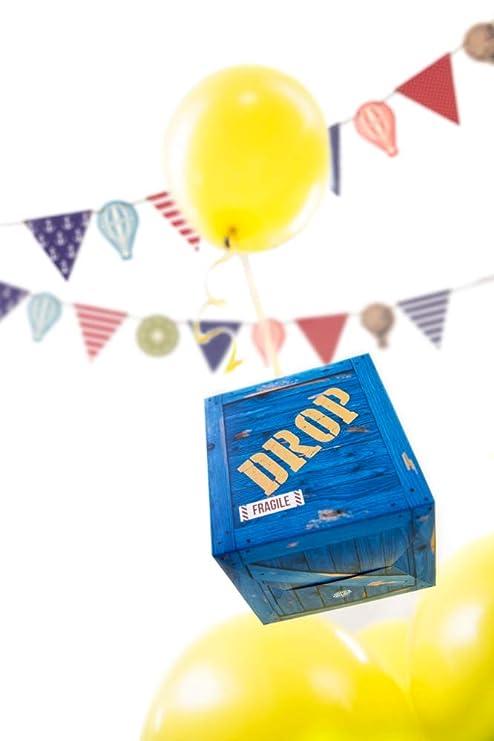 Amazon.com: Caja de regalo para fiesta de juegos de ...