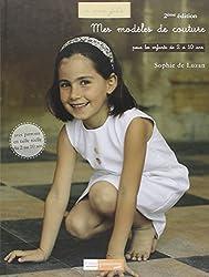 Mes modèles de couture pour les enfants de 2 à 10 ans (2nde édition)