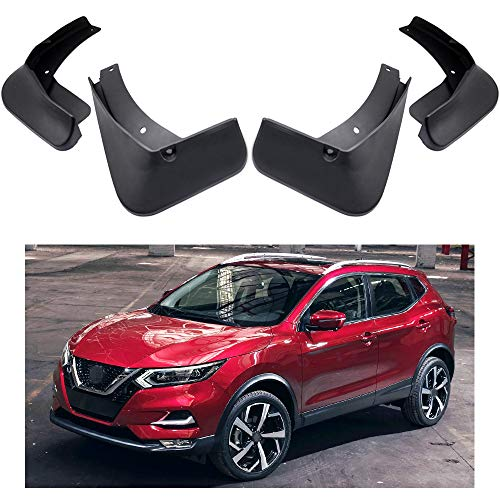 MOERTIFEI Car Mudguard Fender Mud Flaps Splash Guards fit for Nissan Rogue Sport 2017 2018 2019 2020