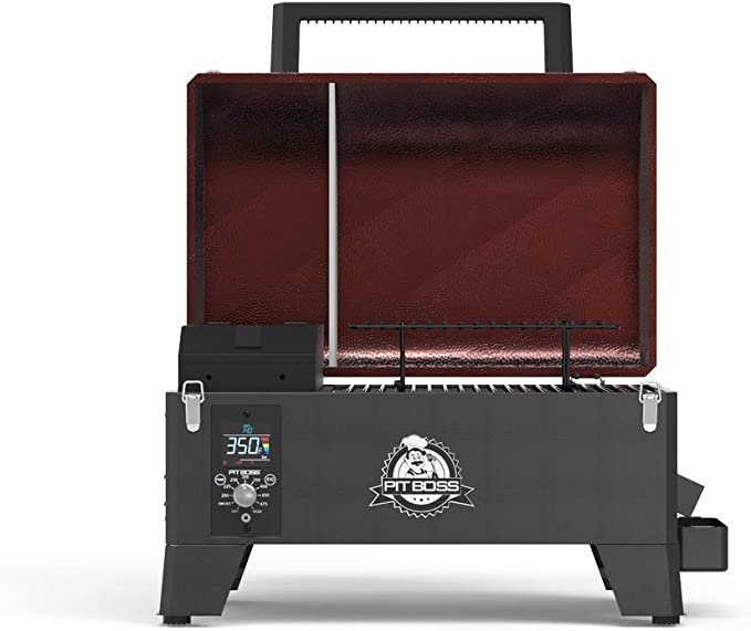 Grills & Smokers PIT BOSS 10697 Table Top Pellet Grill Tool ...