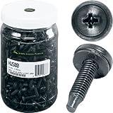 Middle Atlantic Products HW500 Trim-head Rack Screws 500-pack