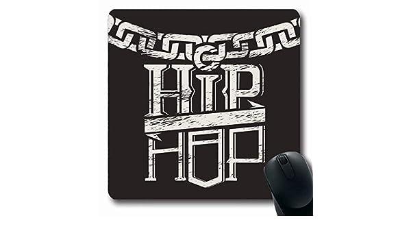 Luancrop Alfombrillas de Sonido Etiqueta Rap en el Circuito Hip ...