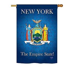 "New York Large Flag 28""x40"""