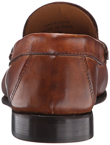 Kenneth Cole New York Mens Zon I Alternativ Ett Slip-on Loafer Cognac
