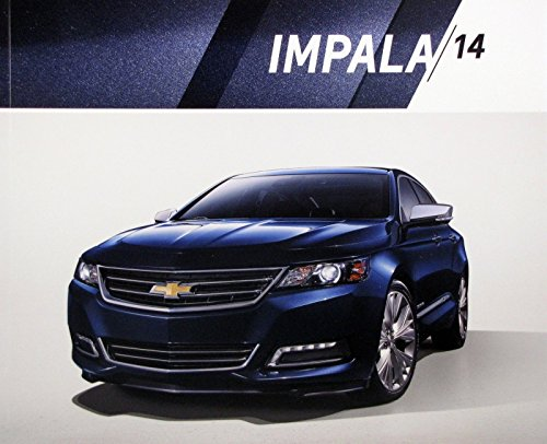 2014-chevrolet-impala-sedan-new-vehicle-brochure