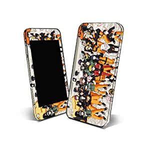 Skin Sticker Case Cover Cartoon Anime Naruto NT3 for Samsung Ace Plus S7500 Protection
