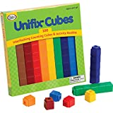 Didax Educational Resources Unifix Cubes Set (100 Pack)