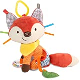 Skip Hop Bandana Buddies Multi Activity Toy (Fox) - Multi-Colour