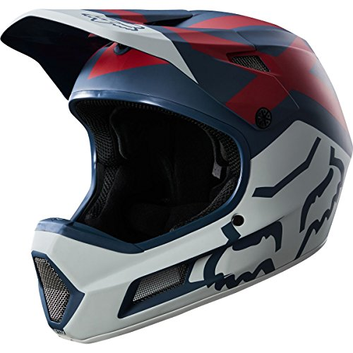 Cheap Fox Racing Rampage Comp Helmet Blue/Red, M