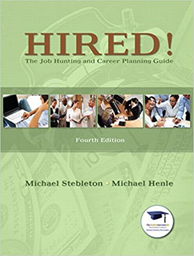 Hired! The Job Hunting and Career Planning Guide Plus NEW MyLab Student Success Update - Access Card Package (4th Edition)