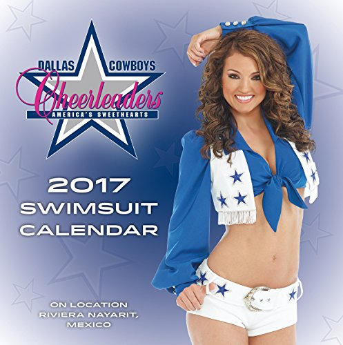 Turner Licensing 2017 Dallas Cowboys Cheerleaders Box Calendar (17998051472)