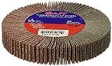 United Abrasives-SAIT 72130 Flap Wheel, 4-1/2 x 3/4 x 5/8-11, 40 Grit, 5 Per Box