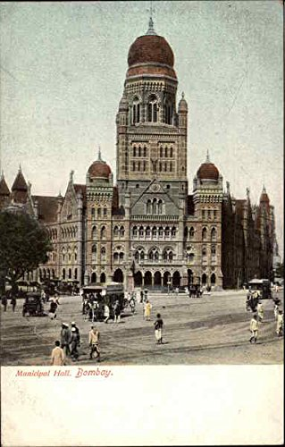 Municipal Hall Bombay, India Original Vintage ()